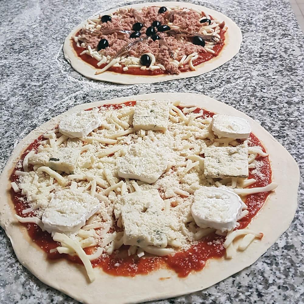 Restaurant La pizzeria aux Herbiers